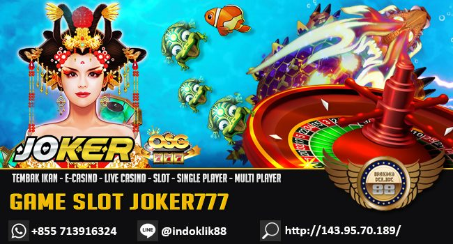 Game-Slot-Joker777