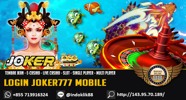 Login-Joker777-Mobile