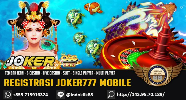 Registrasi-Joker777-Mobile